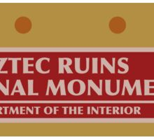 Aztec Ruins National Monument Sticker