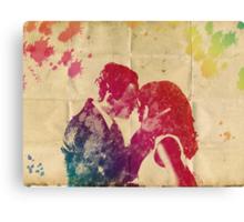 Fitz & Olivia  Canvas Print