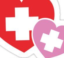 Night Nurse Sticker