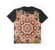 Mandala naranja Graphic T-Shirt