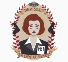 Dana Scully by aerials