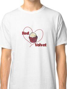 Red Velvet Cupcake Classic T-Shirt