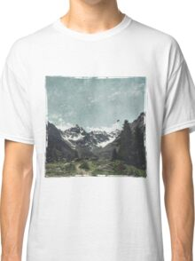 High Valley  Italian Alps Classic T-Shirt