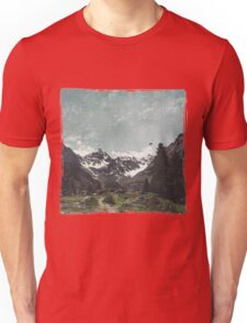 High Valley  Italian Alps Unisex T-Shirt