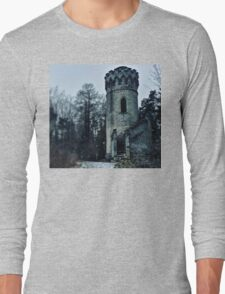 Mystical Tower Ded Long Sleeve T-Shirt