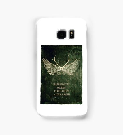 Dream within a Dream Samsung Galaxy Case/Skin