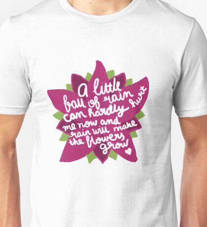 Les Miserables - A Little Fall of Rain Unisex T-Shirt
