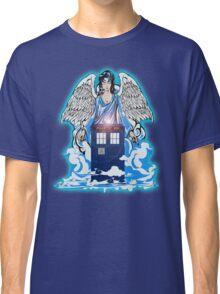 The angel has a phone box Classic T-Shirt