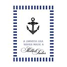 Anchor skilled Sailor by tattoofreak