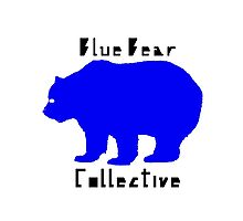 Blue Bear Collective Photographic Print