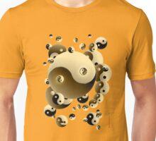 Ying yang Orbit Unisex T-Shirt