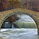 Paleomagero bridge - Grevena, Greece by Hercules Milas