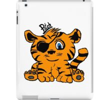 Tiger (Patch) iPad Case/Skin