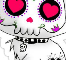 Sweethearts Voodoo Kitty Sticker