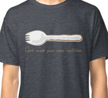 This Is Not A Spoon Classic T-Shirt