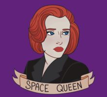 Dana Scullt Space Queen by aerials