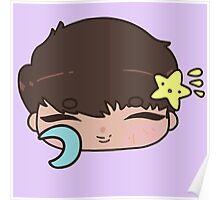 Bedtime Hakyeon Chibi | VIXX Poster