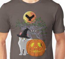 Cat Halloween Unisex T-Shirt