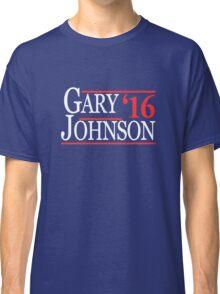 Gary Johnson For President 2016  Classic T-Shirt