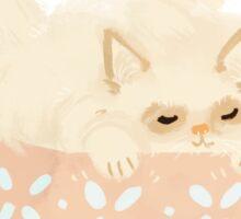 Teacup Cats - Fluff Sticker