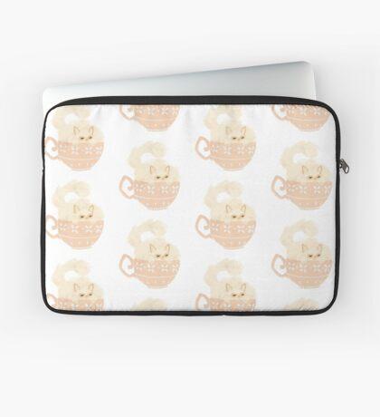 Teacup Cats - Fluff Laptop Sleeve