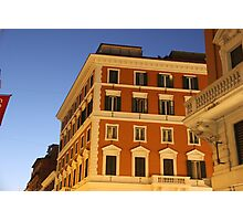 Architecture italienne Photographic Print