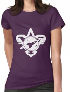 Galactic Rangers Womens Fitted T-Shirt