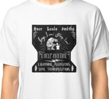 Anor Londo Smithy Classic T-Shirt