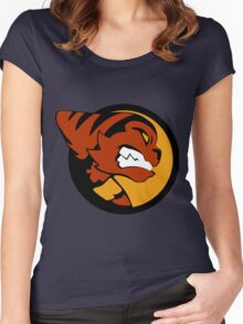 Galactic Ranger Ratchet Women's Fitted Scoop T-Shirt