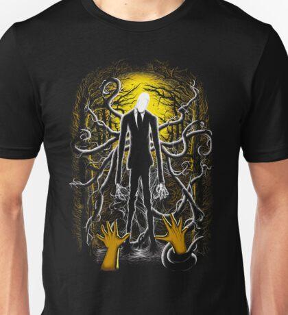 Slender Man 02 Unisex T-Shirt