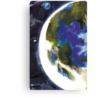 The Eater of Worlds Canvas Print