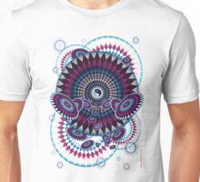 Radiante yingyang Unisex T-Shirt