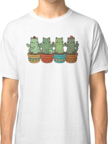 Catcus Garden Classic T-Shirt