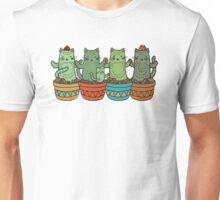 Catcus Garden Unisex T-Shirt