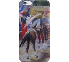 Texan Rodeo iPhone Case/Skin