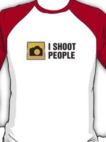 I Shoot People II T-Shirt