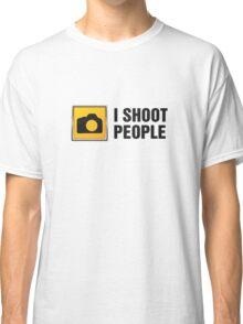 I Shoot People II Classic T-Shirt
