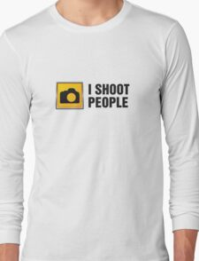 I Shoot People II T-Shirt