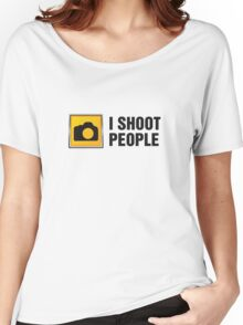 I Shoot People II Women's Relaxed Fit T-Shirt