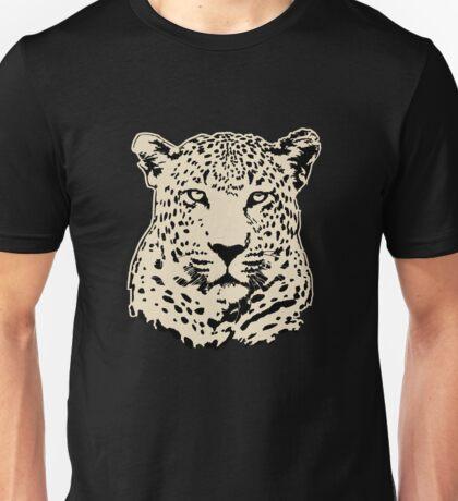 Leopard Wildlife Safari Unisex T-Shirt