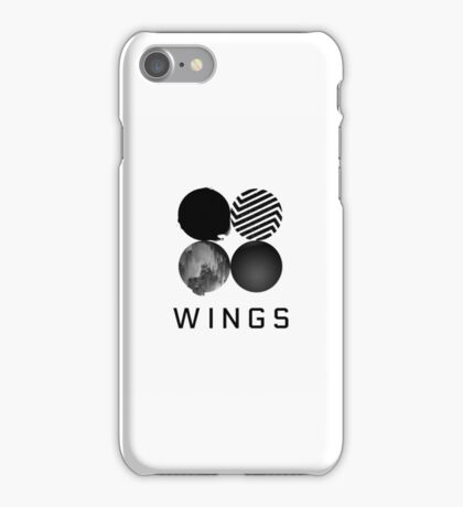 BTS - Wings iPhone Case/Skin