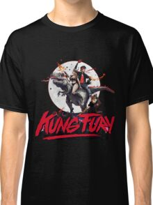 Kung Fury Clasic Movie Classic T-Shirt