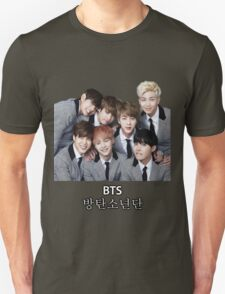 BTS Bangtan Boys Unisex T-Shirt