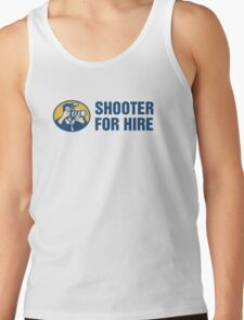 Shooter For Hire T-Shirt