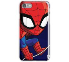 Spiderman Chibi iPhone Case/Skin