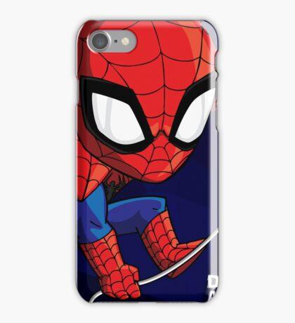 Spiderman Chibi iPhone Case/Skin