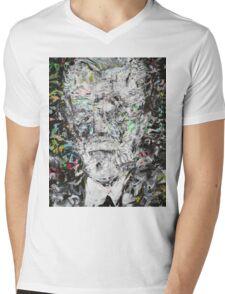 SIGMUND FREUD Mens V-Neck T-Shirt