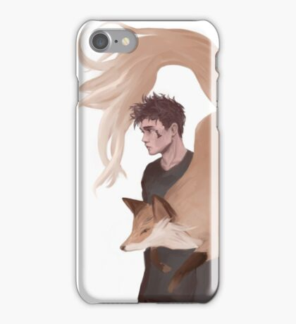 Kevin Day - Foxes with Foxes  iPhone Case/Skin