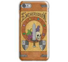 Enchiridion color iPhone Case/Skin