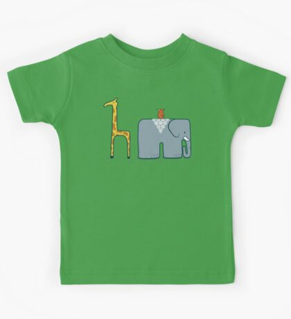 My Home Savannah Kids Tee